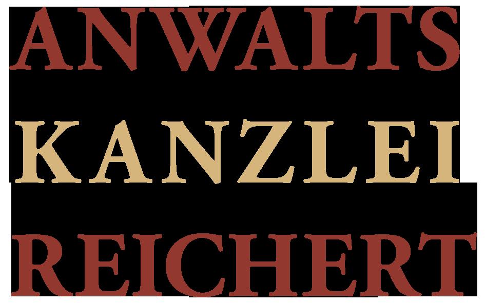 Anwaltskanzlei_Reichert_Logo