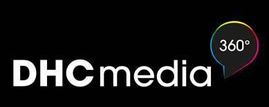 Logo der Druckerei DHCmedia