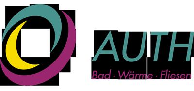 Logo von Auth Bad und Wärme Oberursel