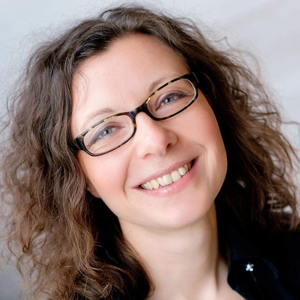 Stefanie Niehüser von Valcucine Frankfurt