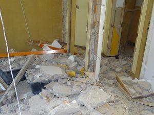 Restauration im Wohnbereich: (Bild zeigt Altbestand). Quelle: A. Vogel