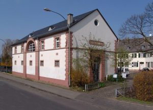 Die Schreiner-Werkstatt der Schreinerei Vogel in Frankfurt. Quelle: A. Vogel