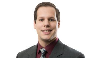 Christopher Witte von der CAT AG / Madel & Kotalla