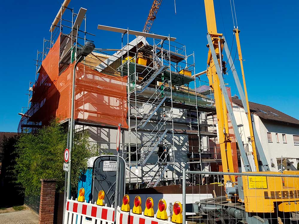 Mainlink-Unternehmernetzwerk Frankfurt Vortrag Architektur
