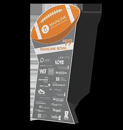 Mainlink Bowl 2019 –Pokal