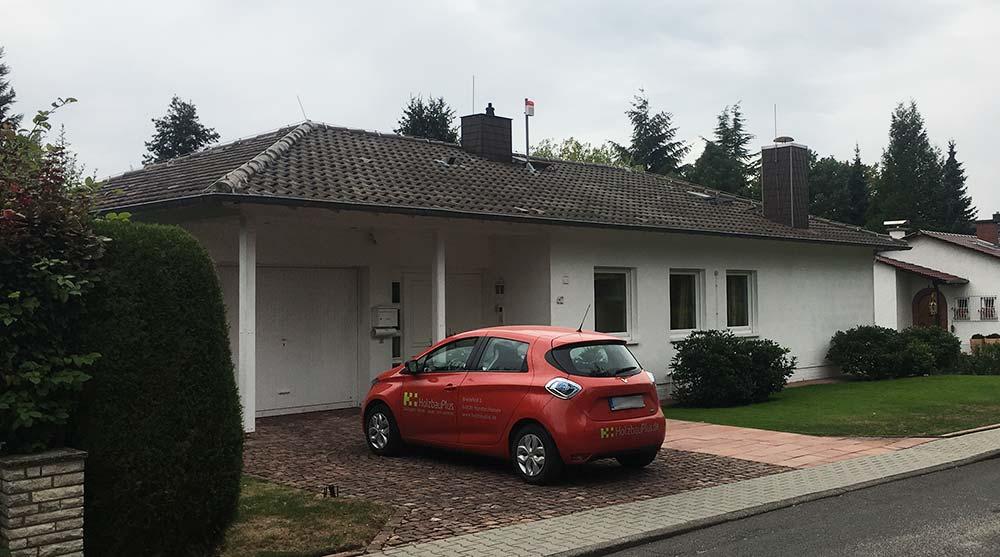 ohne Dachgeschossausbau