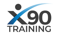 Logo der X90seconds High Intensity Training GmbH