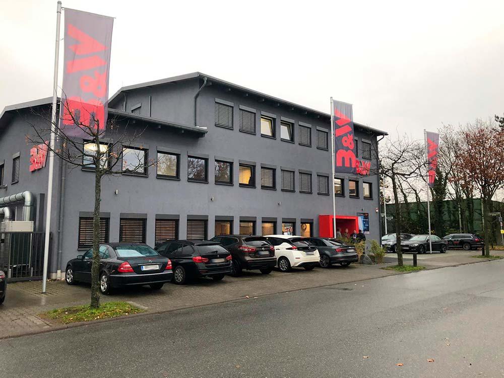 B&W Darmstadt